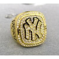 Baseball New York Yankees World Champions Gold Ring_1