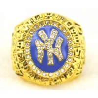 Baseball New York Yankees World Champions Gold Ring_2
