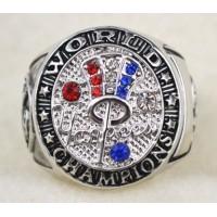 Baseball New York Yankees World Champions Silver Ring_1