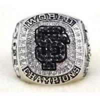 Baseball San Francisco Giants World Champions Silver Ring_2