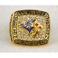 Baseball Toronto Blue Jays World Champions Gold Ring_1