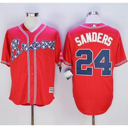 Sanders Jersey Baseball New Deion Stitched Base Braves 24 Cool Red bebaaacbbbce|Green Bay Packers Blog: 01/01/2019
