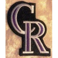 Colorado Rockies Embroidered Patch
