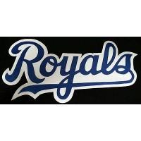Huge Kansas City Royals Patch