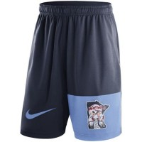 Men's Minnesota Twins Nike Navy Cooperstown Collection Dry Fly Shorts