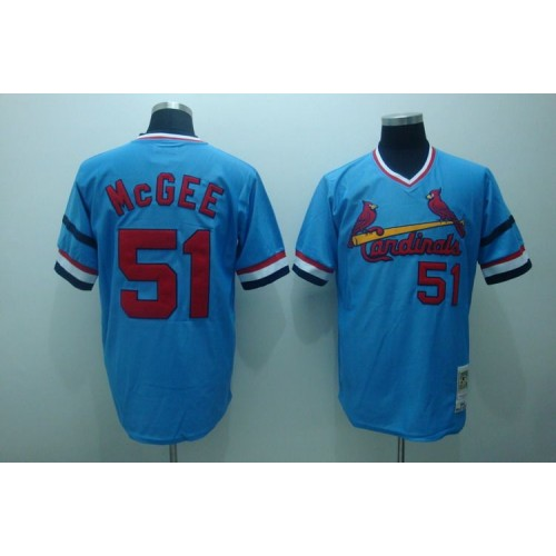 pretty nice 82221 298c0 11363 Jersey Ness 0f34b Mlb And White Throwback Mcgee Willie ...