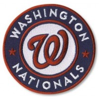 Washington Nationals Sleeve Patch