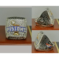 2004 NBA Championship Rings Detroit Pistons Basketball World Championship Ring