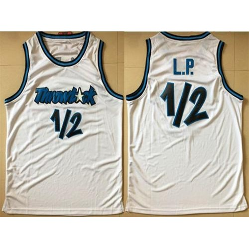 hot sale online b92d5 a1e09 Orlando Magic #1 Penny Hardaway White Lil Penny Throwback ...