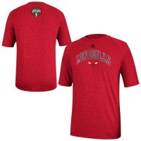 Adidas Chicago Bulls 2014 Noches Enebea T-Shirt Red