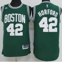 Boston Celtics #42 Al Horford New Swingman Green Jersey