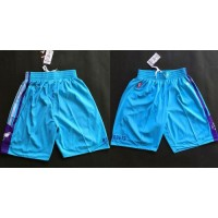 Charlotte Hornets Blue NBA Shorts
