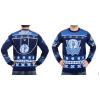 Dallas Mavericks Men's NBA Ugly Sweater