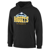 Denver Nuggets Noches Enebea Pullover Hoodie Black