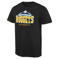 Denver Nuggets Noches Enebea T-Shirt Black