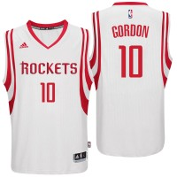 Houston Rockets #10 Eric Gordon Home White New Swingman Jersey