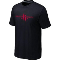 Houston Rockets Adidas Primary Logo T-Shirt Black