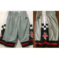 Houston Rockets Grey NBA Shorts