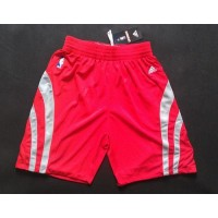 Houston Rockets Red NBA Shorts
