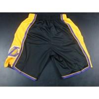 Los Angeles Lakers Black Shorts