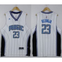 Magic #23 Mario Hezonja White Stitched NBA Jersey