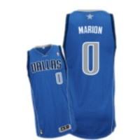 Mavericks #0 Shawn Marion Revolution 30 Sky Blue Stitched NBA Jersey