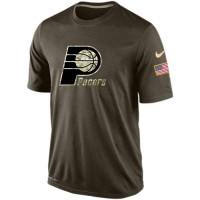 Men's Indiana Pacers Salute To Service Nike Dri-FIT T-Shirt