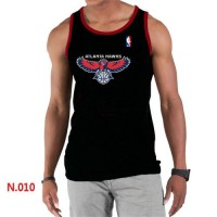 Men's NBA Atlanta Hawks Big & Tall Primary Logo Tank Top Black