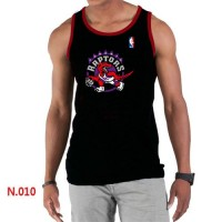 Men's NBA Toronto Raptors Big & Tall Primary Logo Tank Top Black