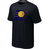 NBA Indiana Pacers Big & Tall Primary Logo T-Shirt Black