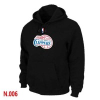 NBA Los Angeles Clippers Pullover Hoodie Black
