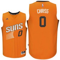 Phoenix Suns #0 Marquese Chriss Orange Alternate Swingman Jersey