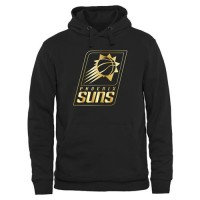 Phoenix Suns Gold Collection Pullover Hoodie Black