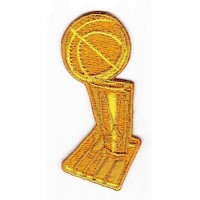 Stitched NBA Finals Championship Jersey Patch