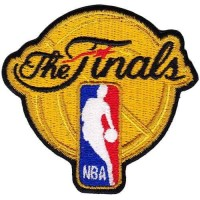 Stitched NBA The Finals Jersey Patch