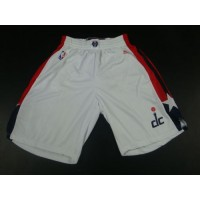 Washington Wizards White Shorts