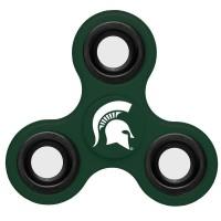 Michigan State Spartans 3-Way Fidget Spinner