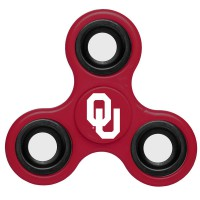 Oklahoma Sooners 3-Way Fidget Spinner