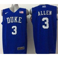 Blue Devils #3 Grayson Allen Royal Blue Basketball Elite Stitched NCAA Jersey