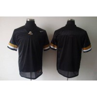 Boilermakers Blank Black Stitched NCAA Jersey