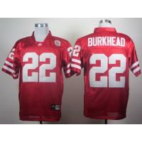 Cornhuskers #22 Rex Burkhead Red Stitched NCAA Jersey