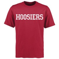 Indiana Hoosiers Mallory T-Shirt Crimson