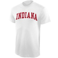 Indiana Hoosiers New Agenda Arch T-Shirt White