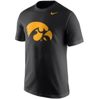 Iowa Hawkeyes Nike Logo T-Shirt Navy