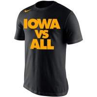 Iowa Hawkeyes Nike Selection Sunday All T-Shirt Navy