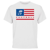Kansas Jayhawks United T-Shirt White
