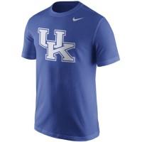 Kentucky Wildcats Nike Logo T-Shirt Royal Blue
