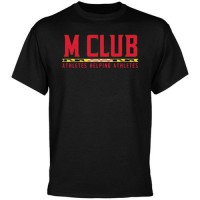 Maryland Terrapins M Club T-Shirt Black