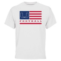Miami Hurricanes United T-Shirt White