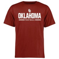Oklahoma Sooners Customized Sport T-Shirt Crimson